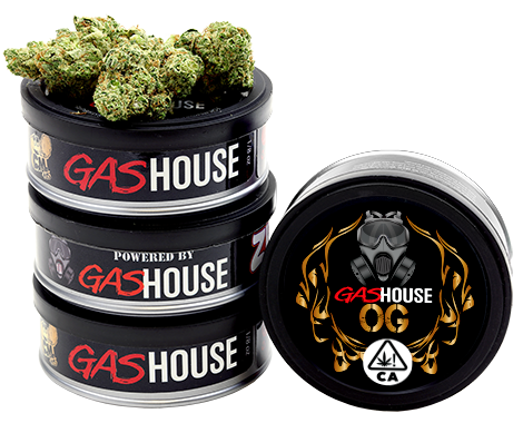Gas House Pre Roll
